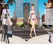 Big City Dress Up gra online