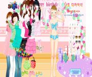 Birthday Dress Up gra online