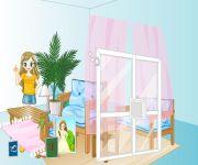 Blue Apartment Décor gra online