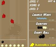 Bowling Defence gra online