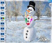 Build a Snowman gra online
