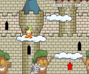 Castle Cat gra online