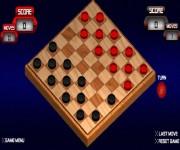 Checkers Fun gra online