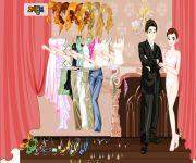 Chique Couple Dress Up gra online