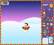 Christmas Snowworld Decoration gra online