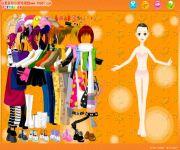 Ciepła Ubieranka gra online