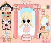 Claire's Room Dress up gra online