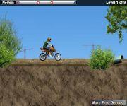 Construction Yard Bike gra online