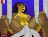 Gra Erotyczna Ośmiornica i Lora
