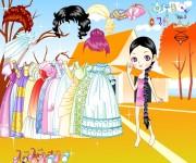 Doll Gown Dress Up 3 gra online