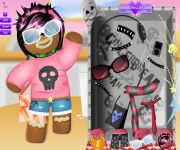 Emo Gingerbread Man gra online