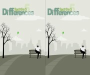 Five Differences gra online