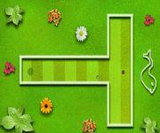 Flower Mini Golf gra online