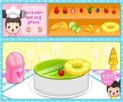 Fruit Cake Decoration gra online