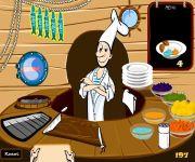 Funny Cook gra online