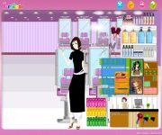Hair Salon Decoration gra online