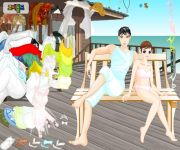 Holiday Couple Dress Up gra online