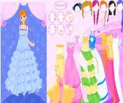 Jasmine Gown Dress Up gra online