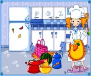 Kuchnia gra online