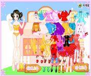 Lamia Dress Up gra online