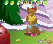 Little Joey Roo Dress Up gra online