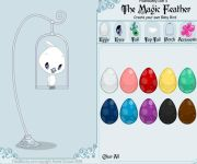 Magic Feather Dress Up gra online