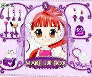 Make Up Box gra online