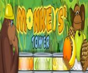 Monkey's Tower gra online