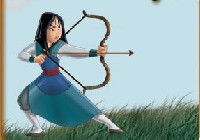 Mulan: Fire Away gra online
