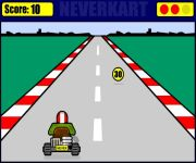 Never Kart gra online