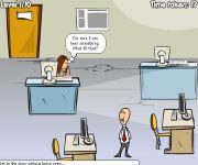 Office Sneak Out gra online