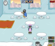 Penguin Diner gra online