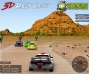 Rally Pally 3D gra online