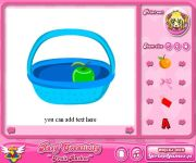 Rosy Creativity: Fruit Basket gra online