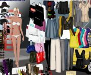 Shopping in the City Dress Up gra online