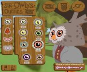 Sir Owly's Outfits gra online