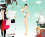 Skirt & Blouse Dress Up gra online