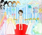 Ślubna Ubieranka 3 gra online