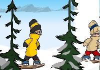 Snow Rider Academy gra online