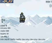Snowboard Stunt gra online