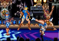 Street Fighter Music gra online