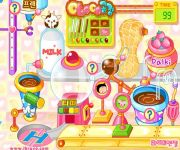 Sue Chocolate Candy Maker gra online