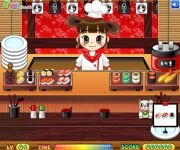 Sushi Serving gra online