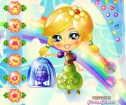 Sweety Fruits Dress Up gra online