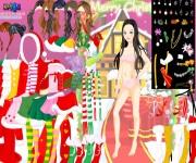 Świąteczna moda gra online