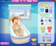 Ubierz dziecko gra online