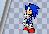 Ultimate Flash Sonic gra online