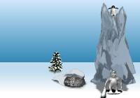 Walnij pingwina gra online