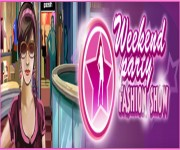 Weekend Party - Fashion Show gra online