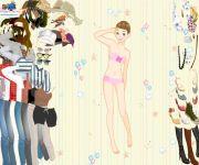 Western Girl Dress Up gra online